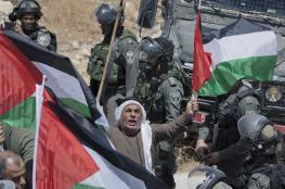 قريباً ..عدد الفلسطينيين والاسرائيليين سيتساوى