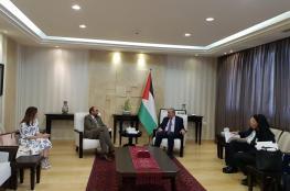 الاتحاد الاوروبي يقدم حزمة مساعدات لفلسطين بقيمة 100 مليون يورو