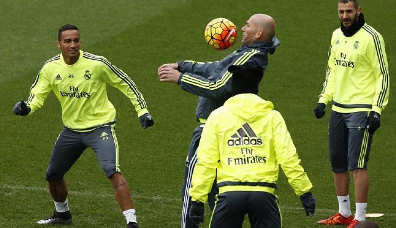 """لأجل هذا اللاعب استقال زيدان من """"ريال مدريد """""""