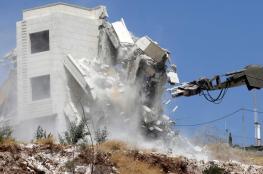 اخطارات اسرائيلية بهدم منازل في العيسوية
