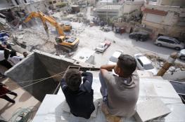 الاحتلال يخطر بهدم 8 منازل في مسافر يطا جنوب الخليل