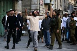 اصابة مواطن ونجله في هجوم للمستوطنين شرق الخليل