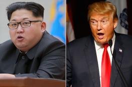 ترامب يتوعد بالتصدي لصواريخ الزعيم الكوري الشمالي