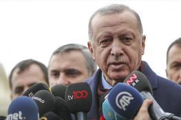 """اردوغان : """"النوم في سلام حرام علينا حتى تخليص سوريا من ظلم النظام والمنظمات الإرهابية"""""""