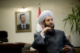 """العاهل الاردني يمنح مفتي سوريا """"وسام التميز """""""