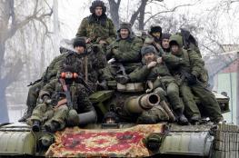 الناتو تتحرك ضد روسيا في اعقاب الانتهاك الكبير لسيادة اوكرانيا