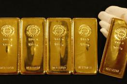 ارتفاع على سعر الذهب