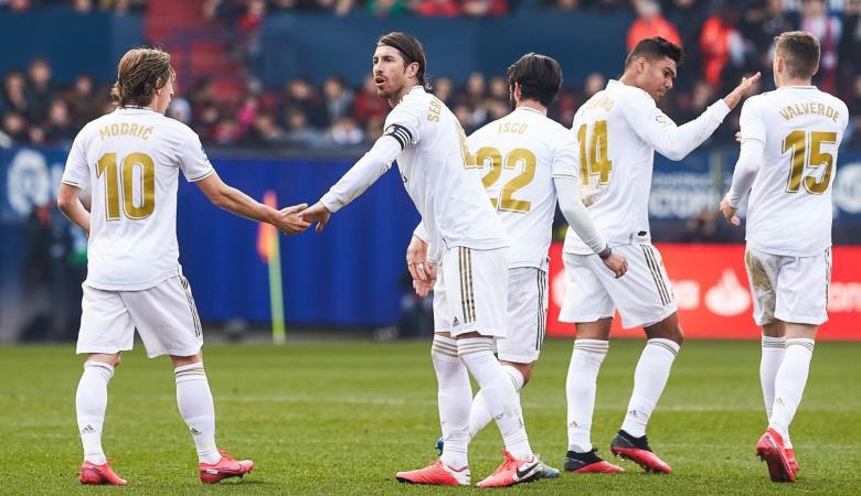 رسمياً ..ريال مدريد يخفض رواتب لاعبيه