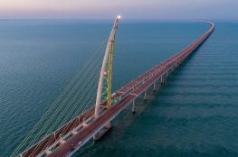 الكويت تدشن أحد أكبر الجسور البحرية في العالم بتكلفة 3 مليارات دولار