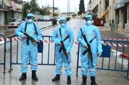 الشرطة :إغلاق 100 محل تجاري في جنين