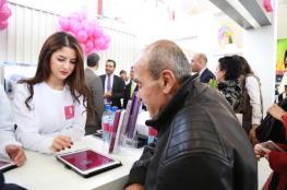 """بنك فلسطين الراعي الفضي لفعاليات """"اكسبوتك 2017"""" في رام الله وغزة"""