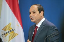 الرئيس الإسرائيلي: فخورين بقيادة السيسي لمصر
