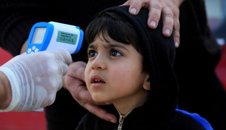 الصحة : 40 طفلا مصاباً بفيروس كورونا
