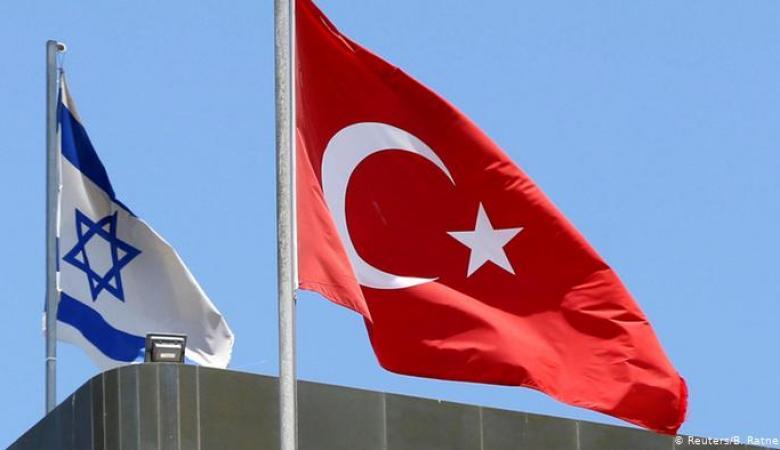 """""""اسرائيل """" تبعث برسالة عاجلة الى تركيا"""