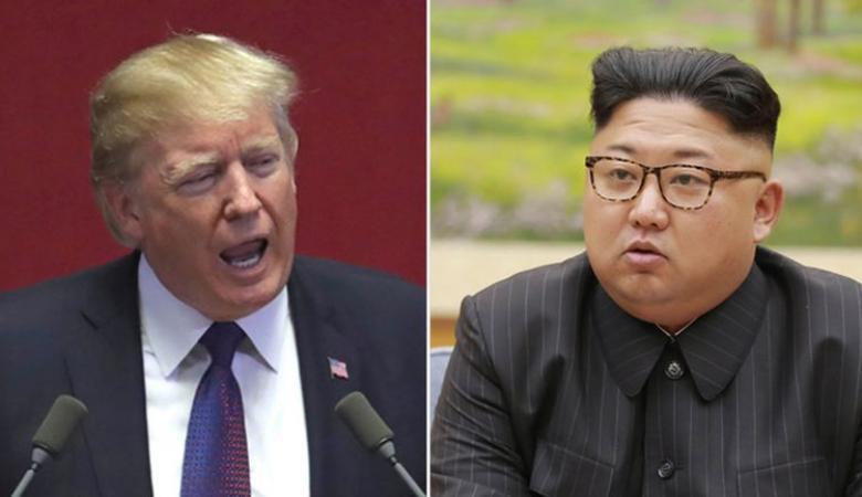 """ترامب يطلب الزعيم الكوري الشمالي أن """"يعمل بسرعة """""""