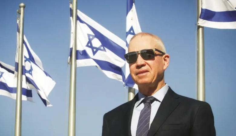 """غالانت: """"سنرد على حماس بالفعل وليس بالأقوال """""""
