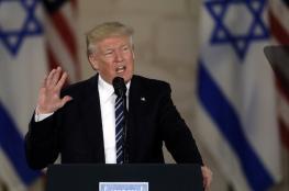 """ترامب يحذر من ثنائية القومية : سيكون رئيس الوزراء الاسرائيلي اسمه """"محمد """""""