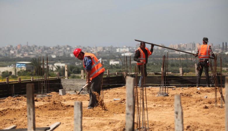 غزة تحتاج الى 125 الف وحدة سكنية جديدة للتغلب على الازمة الراهنة