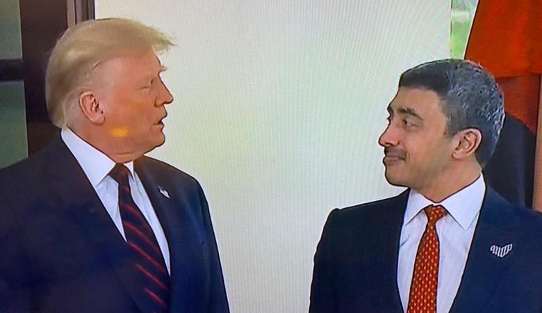 ترامب: لا مانع لدي ببيع F35 الى الامارات