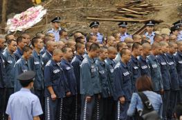 الصين تطلق سراح المساجين ليحتفلوا برأس السنة الصينية مع عائلاتهم
