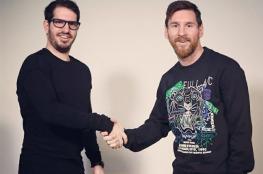 بعد رونالدو.. شركة إسرائيلية تتفق مع ميسي ليكون سفيراً لعلامتها التجارية في العالم