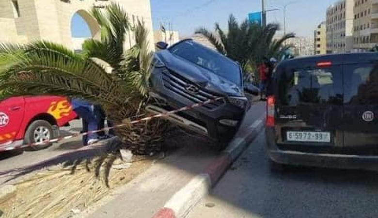 وفاة طالبة في جامعة النجاح جراء حادث دهس في نابلس