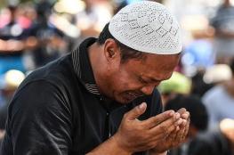 """ارتفاع اعداد ضحايا تسونامي """"اندونيسيا """" الى أكثر من 1570 قتيلا"""