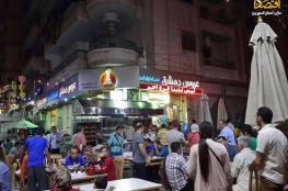 """صاحب مطعم سوري يعتذر للمصريين : """"انتم أهلي """""""
