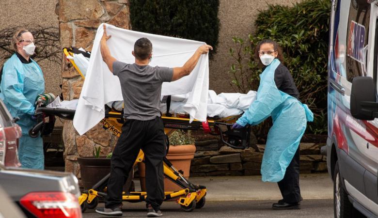 20 الف حالة وفاة في العالم بسبب فيروس كورونا