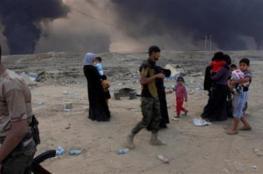 داعش يقتل عشرات المدنيين الفارين من الموصل