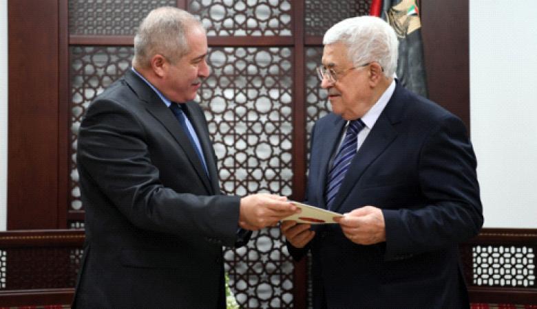 مباحثات بين الرئيس ووزير الخارجية الأردني في رام الله