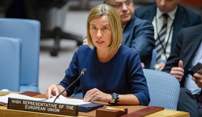 الاتحاد الأوروبي يدعو لوقف تصعيد أزمة الخليج