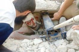 الغارات الروسية على سوريا قتلت أكثر من 2704 مدنيين