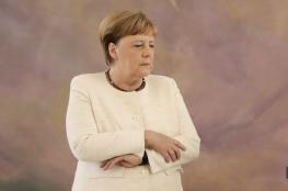 مرض المستشارة الالمانية ..ميركل ترتعش للمرة الرابعة على التوالي