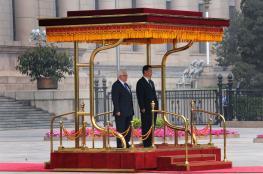 الرئاسة : نرفض التدخل الأجنبي في شؤون الصين