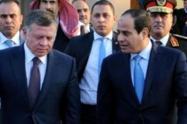 مصر تتابع بقلقٍ ما يحدث في سوريا.. لكن الأردن اعتبرها رد فعل ضروري ومناسب