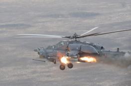 بالفيديو: طائرة روسية تقصف مواقع لداعش في سوريا