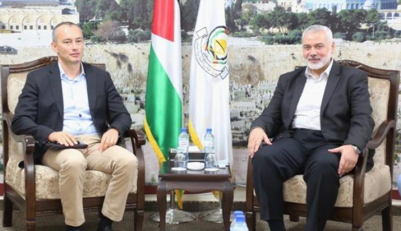 """مجددا..حماس تبعث رسالة تهديد الى """"إسرائيل"""""""