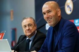 """زيدان يكتشف سبب """"فشل"""" ريال مدريد... لكن الحل صعب"""