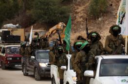 حماس تكشف لأول مرة عن اعداد المقاتلين في غزة