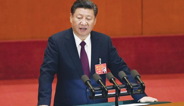 الصين تعلق على انباء احتمال اشتعال حرب باردة جديدة