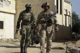 عملية أميركية برية بسوريا تقتل مساعد البغدادي