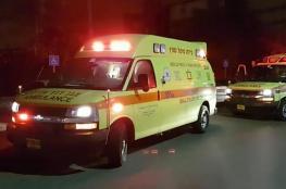 15 ملثماً يُشبعون ضابطاً من جيش الاحتلال ضربًا وحاولوا خطف سلاحه