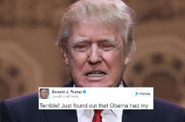 قرار روسي مفاجئ حول تغريدات ترامب عبر تويتر