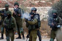 الاحتلال يقمع تظاهرة منددة بقتل الشاب إياد الحلاق في القدس