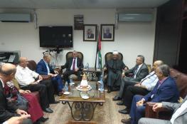 اتفاقية بين وزارتي المواصلات والاوقاف لنقل حجاج قطاع غزة لهذا العام