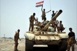الجيش اليمني ينتشر في تعز ووصول القوافل الإغاثية