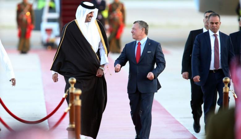 آلاف من فرص العمل واستثمارات بملايين الدولارات... تفاصيل زيارة أمير قطر إلى الأردن