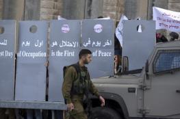 اسرائيل تصادق اليوم على رزمة من التسهيلات لاهالي الضفة الغربية