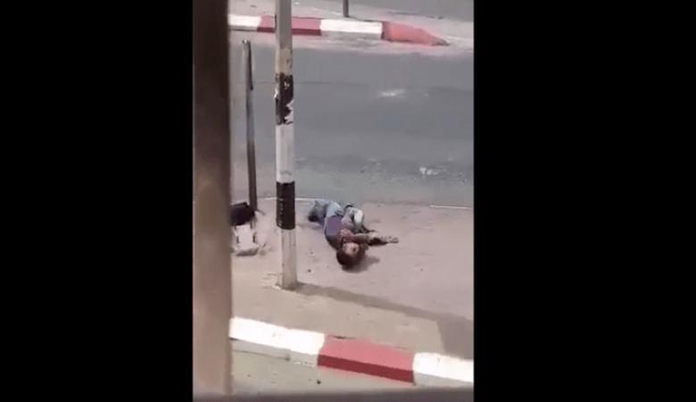 بعد الفيديو المروع  ...شرطة نابلس تصدر بيانا هاما